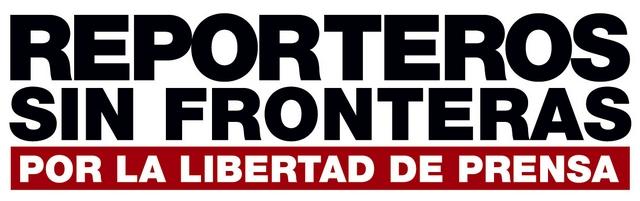 Reporteros Sin Fronteras. Por la Libertad de Prensa