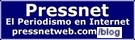 Pressnet Blog, Bitcora, Weblog acerca de Periodistas, Periodismo, Medios de Comunicacin. Informacin, noticias y recursos - www.pressnetweb.com/blog