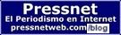 Pressnet Blog, Bitácora, Weblog acerca de Periodistas, Periodismo, Medios de Comunicación. Información, noticias y recursos - www.pressnetweb.com/blog